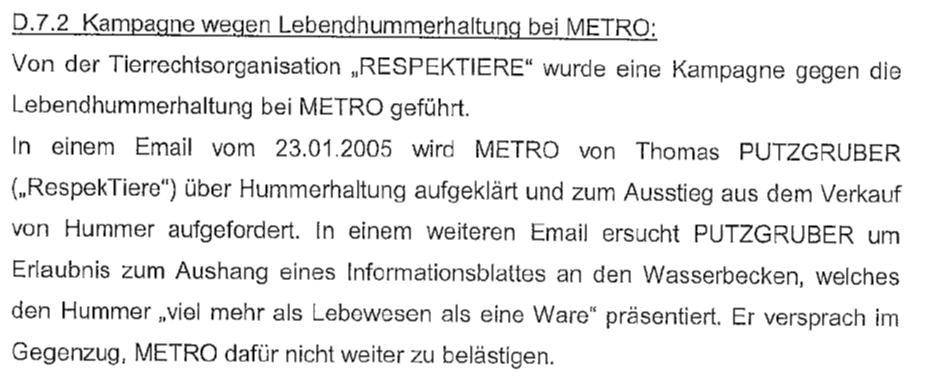 AnzeigeRespektiereMetroNötigung1