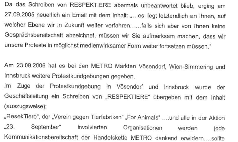AnzeigeRespektiereMetroNötigung2