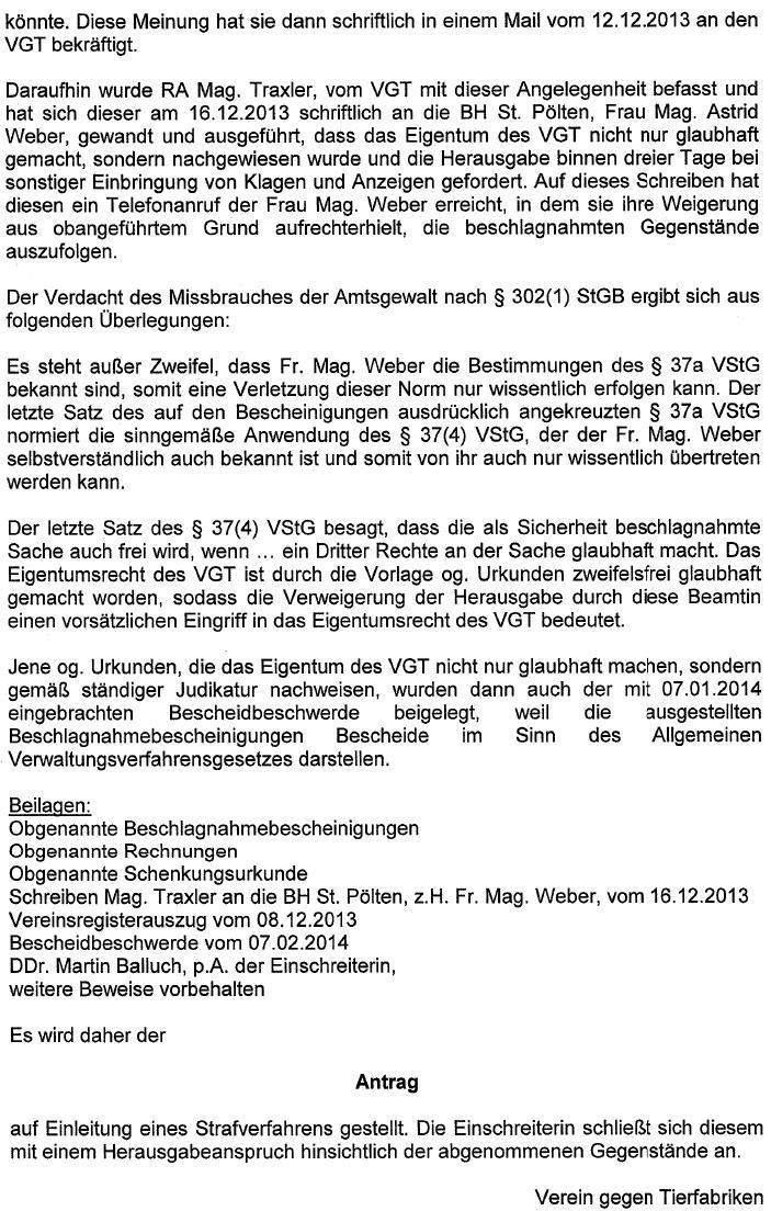 AnzeigeAmtsmissbrauchBHStPölten3