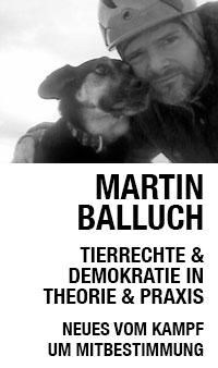 Martin Balluchs Blog