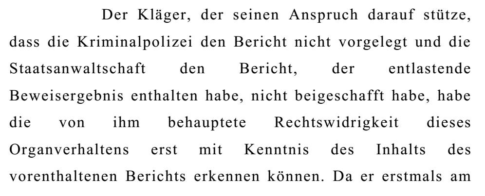 OGHBeschlussKlageSchaden07