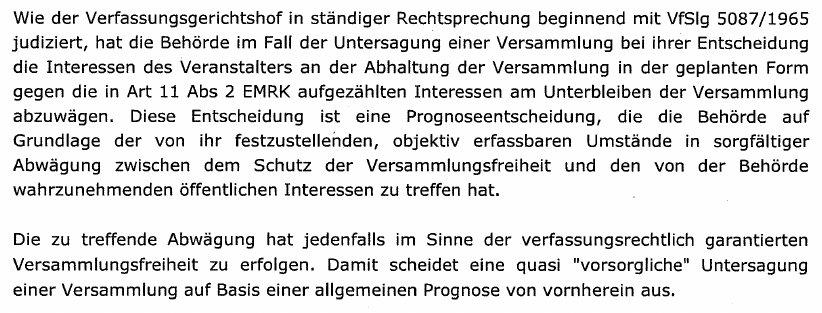 AutobahndemoTirolUrteilLandesverwaltungsgericht2