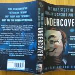 """""""Undercover. The true story of Britain's secret police"""" - Ein Buch über die Spitzelpolizei in England"""