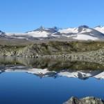 Die weite Wildnis Nordskandinaviens