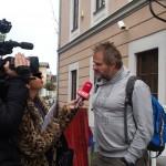 Audiobericht vom Prozess von Mayr-Melnhof gegen mich auf Unterlassung seine Gatterjagd mit einer Drohne zu dokumentieren