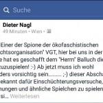 """Vorwürfe von Anwalt Schaffgotsch im """"Abschaum""""-Prozess gegen mich"""
