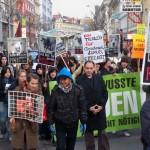 Der staatliche Angriff auf die Demonstrationsfreiheit