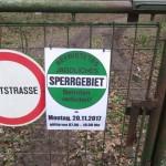 Tatortbegehung Gewaltangriffe Mayr-Melnhof