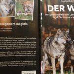 """""""Der Wolf"""" - ein neues Buch seitens der österreichischen Jägerschaft"""