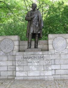 James Sims: Menschenversuche 1845