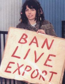 Vor 25 Jahren starb Jill Phipps unter einem Tiertransporter