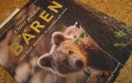 """""""Unter wilden Bären"""" – ein Buch über die Bären Sloweniens"""