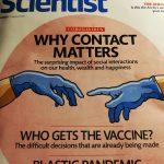 New Scientist vom 15. August 2020 zum Coronavirus als Beispiel