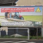 """Skandal-Urteil: NGO soll die Bitte """"Gott schütze uns ..."""" widerrufen!"""