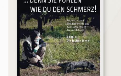 Zum Band 1 der Tieraktivismus Trilogie von Tom Putzgruber